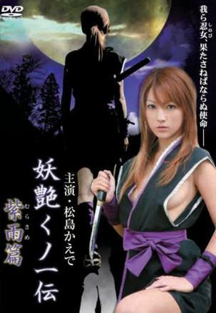 妖艳女忍者传:紫雨篇
