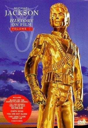 迈克尔·杰克逊:专辑历史记录第二辑