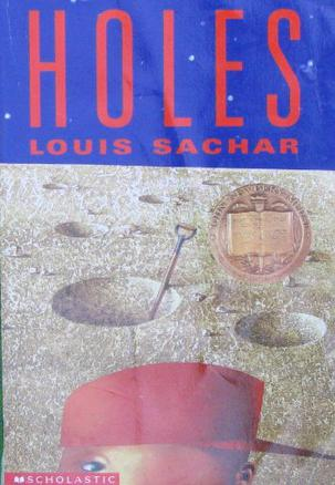 louis sachar research paper Holes by louis sachar synopsis stanley yelnats is under a curse a curse that began with his no-good-dirty-rotten-pig-stealing great-great-grandfather and has since followed generations of yelnatses.