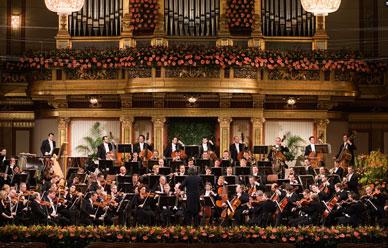 北京敦善交响乐团_维也纳交响乐团2016新年音乐会