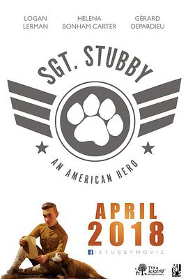 斯塔比中士:一个美国英雄.Sgt.Stubby.An.American.Hero.2018.BD720P.X264.AAC.English.CHS-ENG.Mp4Ba
