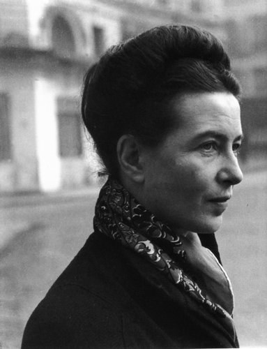 西蒙娜·德·波伏娃 Simone de Beauvoir