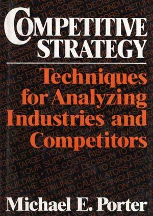 竞争战略(精装影印版)