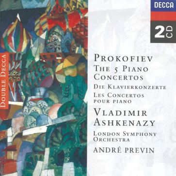 Prokofiev: The 5 Piano Concertos