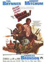 西部骑士 Villa Rides 1968