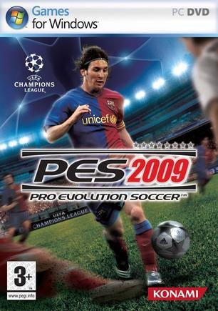 实况足球2009 Pro Evolution Soccer 2009