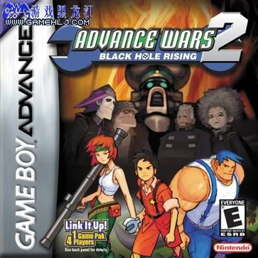 高级战争2:黑洞的升起 Advance Wars 2: Black Hole Rising