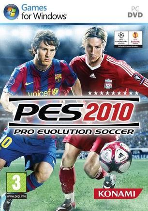 实况足球2010 Pro Evolution Soccer 2010