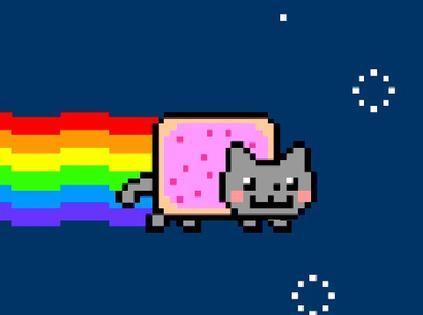 彩虹猫 Nyan Cat