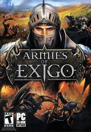 幻魔霸主 Armies of Exigo