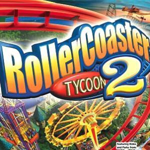 过山车大亨2 RollerCoaster Tycoon 2