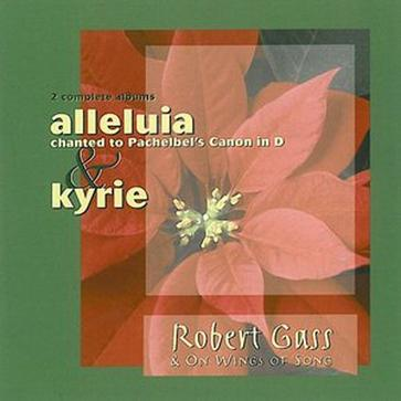 Alleluia to Pachelbel Canon in D/Kyrie