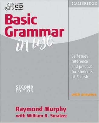 Basic Grammar in Use With Answers and Audio CD