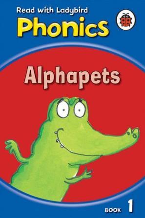 Phonics Alphapets BOOK 1
