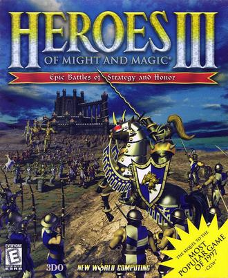 魔法门之英雄无敌3:埃拉西亚的光复 Heroes of Might and Magic III: The Restoration of Erathia