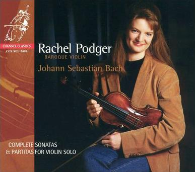 Bach: Complete Sonatas and Partitas for Violin Solo