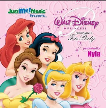 Disney's Princess Favorites - More Music