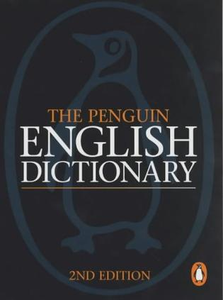 Penguin English Dictionary Penguin Reference Books