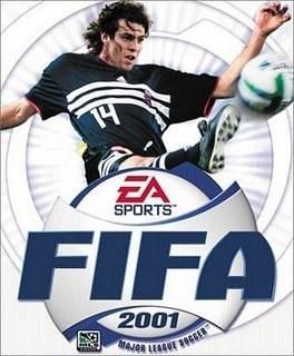 FIFA世界足球2001 FIFA 2001