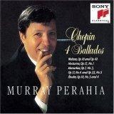 Chopin: 4 Ballades / Perahia