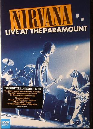 百乐门现场 Nirvana: Live at the Paramount 2011