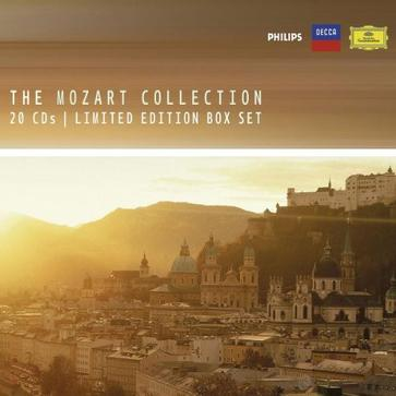The Mozart Collection [Box Set]