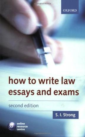 《How to Write Law Essays & Exams》txt,chm,pdf,epub,mobi電子書下載