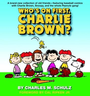 Who's on First, Charlie Brown