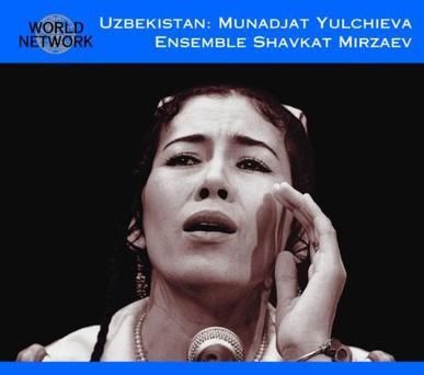World Network Vol. 38: Uzbekistan - A Haunting Voice