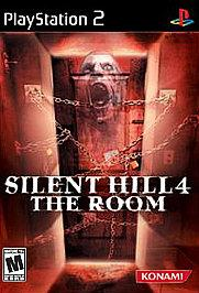 寂静岭4:闭室 Silent Hill 4: The Room