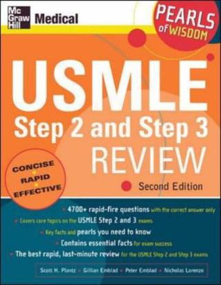 USMLE Step 2 and Step 3 Review