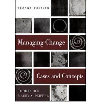 Managing Change Cases and Concepts