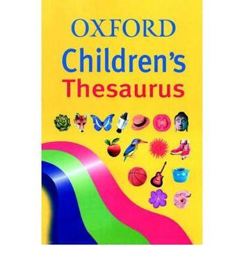 OXFORD CHILDREN'S THESAURUS(HB)2003