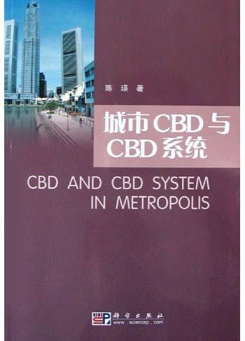 城市CBD与CBD系统