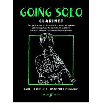 GOING SOLO-CLARINET.