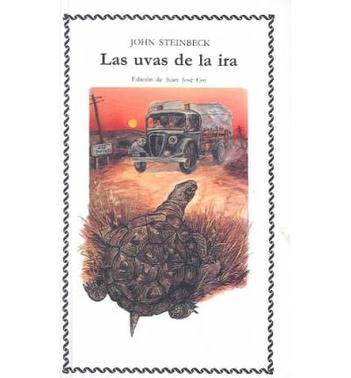 Uvas De LA Ira/Grapes of Wrath (Letras Universales)