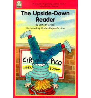 THE UPSIDE-DOWN READER
