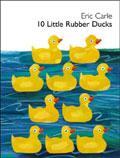 10 Little Rubber Ducks (HB)