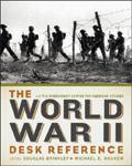 WORLD WAR II DESK REFERENCE特價不可再