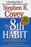 The 8th Habit: From Effectiveness to Greatness(附DVD)