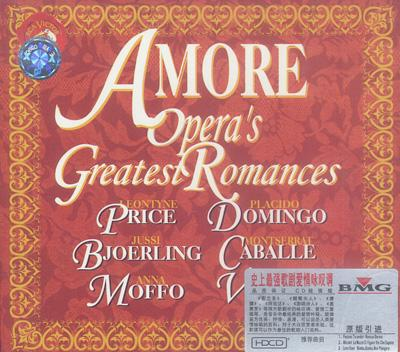 Amore opera's Greatest Romances