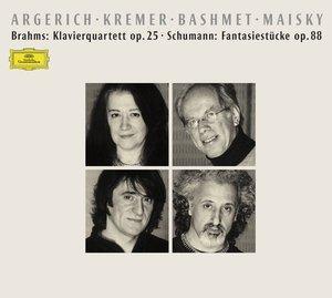 Brahms Piano Quartet in G minor Op.25