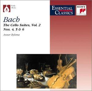 Bach: Cello Suites Vol.2