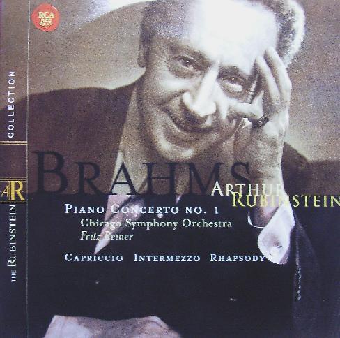 Brahms Piano Concerto No.1