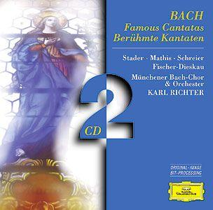 Bach: Famous Cantatas (BWV 140, 56, 51, 147, 4, 202)