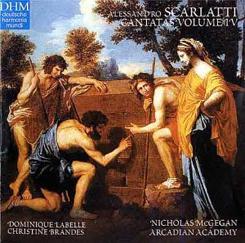 Alessandro Scarlatti: Cantatas Volume IV