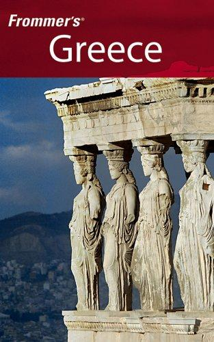 Frommer's Greece (Frommer's Complete)
