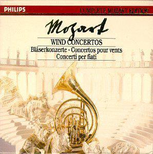 Mozart: Wind Concertos (Complete Mozart Edition Vol.9)
