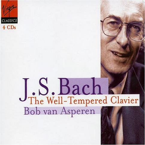 JS Bach: The Well Tempered Clavier [BOX SET]