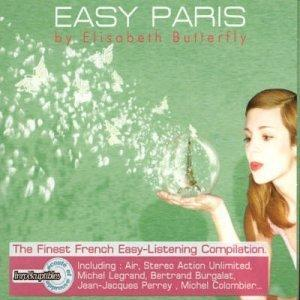 Easy Paris By Elisabeth Butterfly